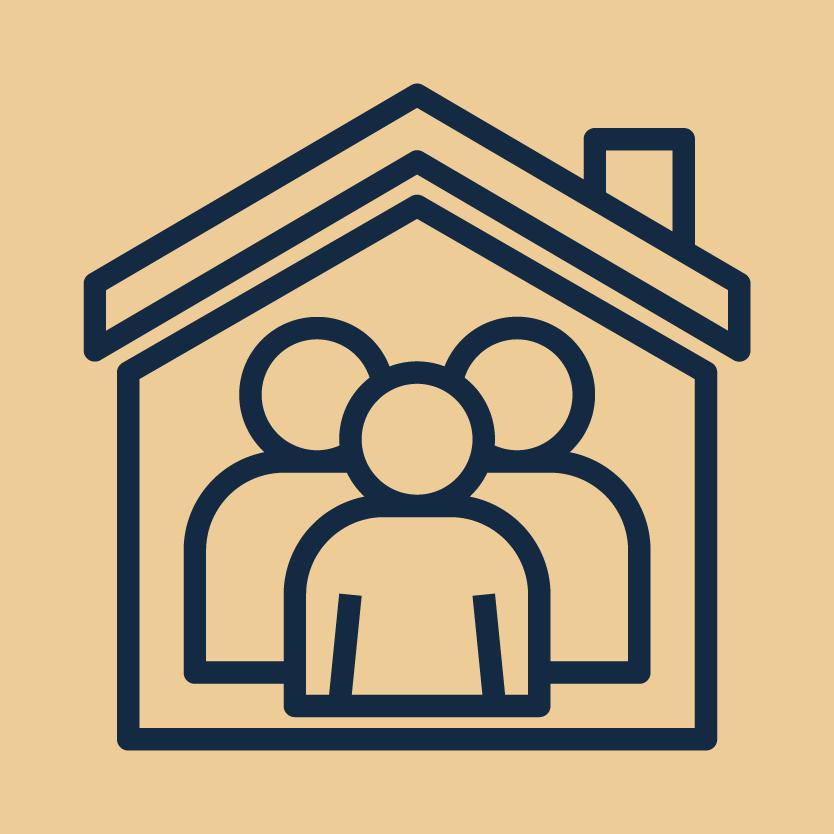 Guia de isolamento domiciliar