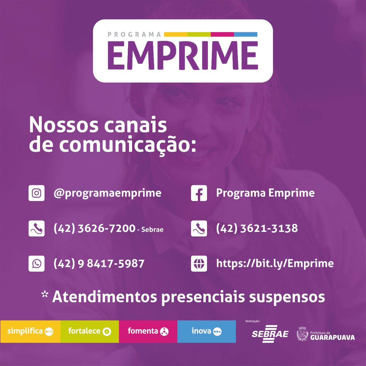 Programa EMPRIME